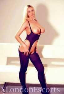 Simone Busty Blonde £80
