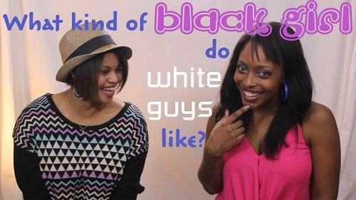 type of black girl