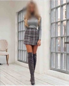 Slim London Escort - Alyssa