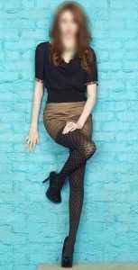 Leggy Model - Isabella