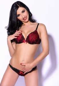 Candy Adorable Brunette Escort