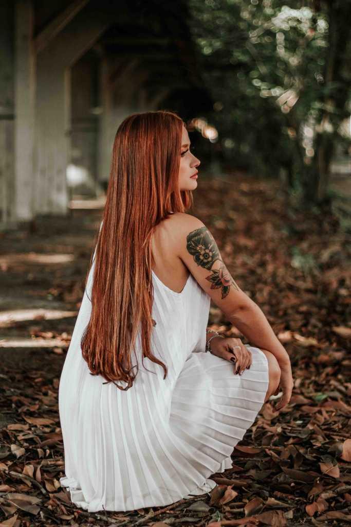 Cheap Tufnell Escorts - sexy redhead