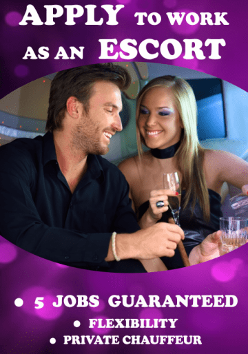 Apply To Work As An Escort