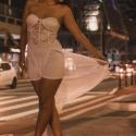 Black escorts - sexy model