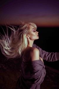 BDSM escorts - hot blonde