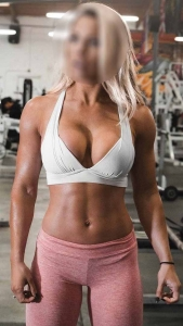 Fit Model - Kimberly