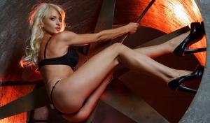 Cheap London Escorts - Beautiful Leggy Girl